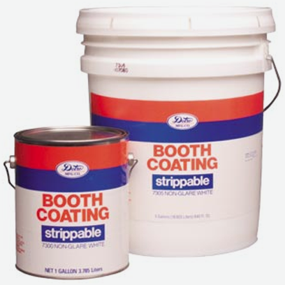 Paint Booth Coating